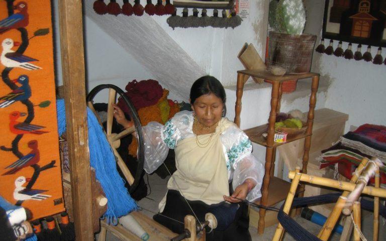 Elaboration of Handicrafts